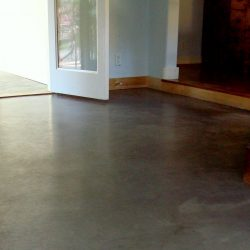 бетонные пол
