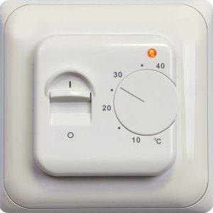электромеханический терморегулятор для теплого пола