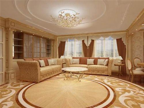 Интерьер гостиной в классическом стиле: как оформить комнату красиво